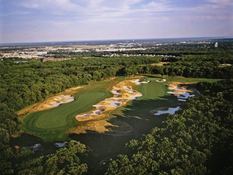 Golf Courses Near Sky Crossing
