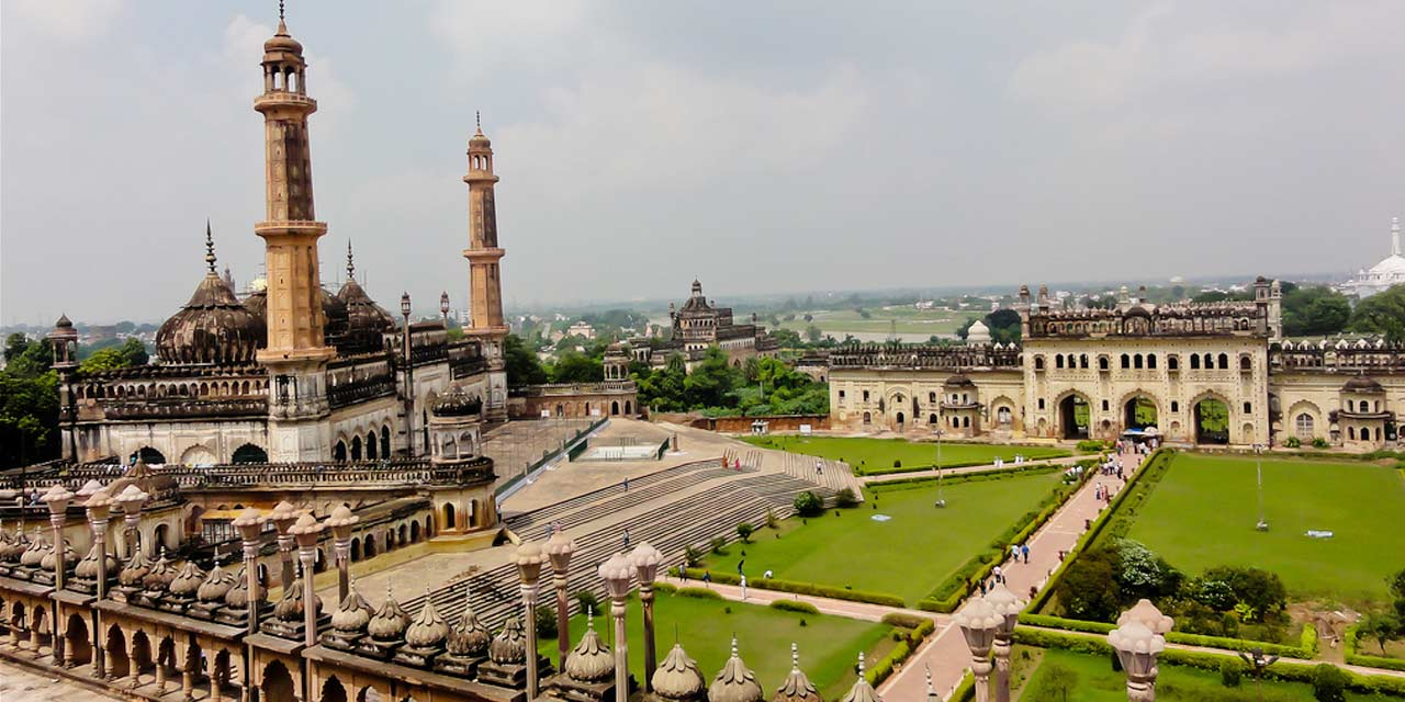 Top 5 things to do in Lucknow