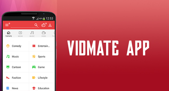 What are the Features of Vidmate App?